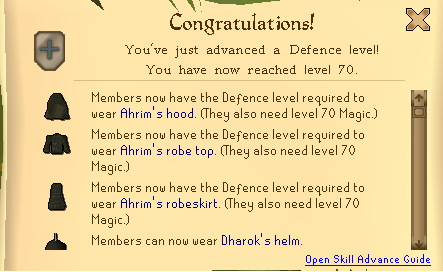 Defence 70