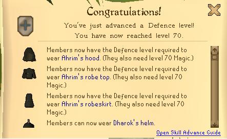 Defence 70