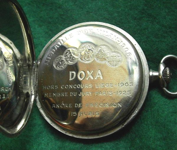 Doxa - Starožitné a vreckové hodinky - Hodinkomania.sk f70b4af9151